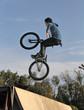 BMX cycling bicycle sport
