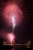 New Year Fireworks in Skopje poster