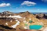 Fototapety Volcanic landscape, New Zealand