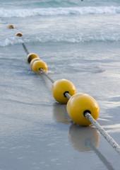 Long Buoyancy and sea water