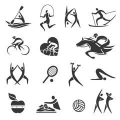 Sport_Fitness_symbols