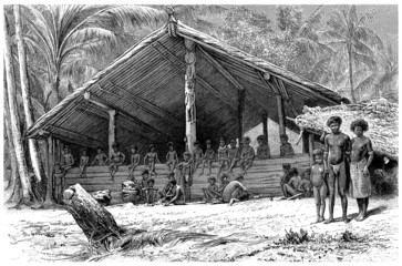 Pacific Area : Traditional Indigenous