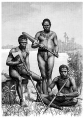 Traditional Indigenous : Pacific Area