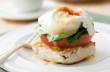 vegetarian eggs benedict (eggs florentine)