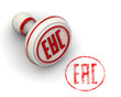 EAC. Печать и оттиск