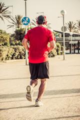 Running fitness training