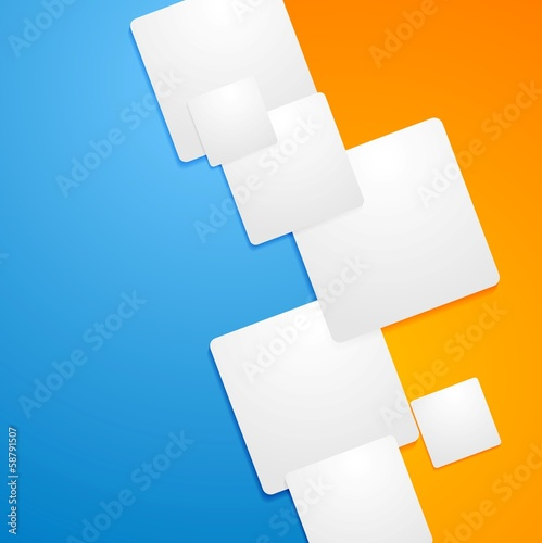 Concept abstract vector design