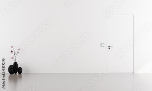 Invisible door