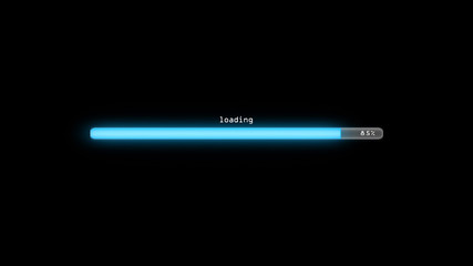 loading dark background
