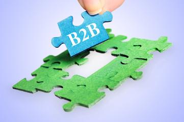 Puzzle word B2B