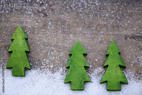 canvas print picture Weihnachtszeit