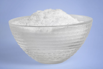 Bowl with sugar