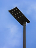 LED Street Light pole
