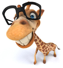 Giraffe © Julien Tromeur