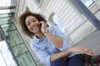Phone, online, Women, Student