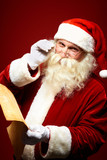 Reading Christmas wishes