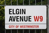 Elgin Avenue a famous London Address