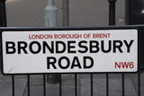 Brondesbury Road a famous London Address