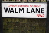 walm Lane a famous London Address