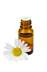 Oil with chamomile