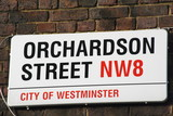 Orchardson Street a famous London Address