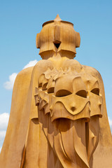 Gaudi's Casa Milá