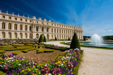 Park at Palace of Versailles (France)