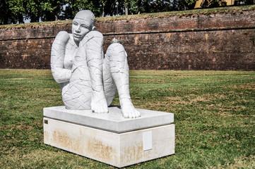 Statua a Firenze - Italia
