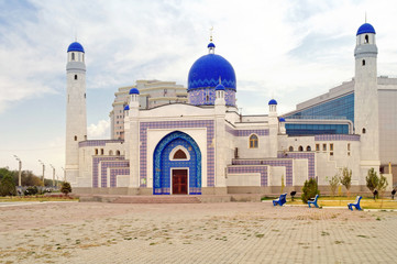 Mosque Imangaly