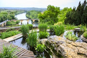 Limeuil - pretty little village in southwestern France