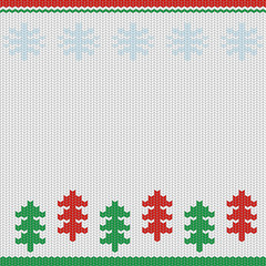 nordic christmas background