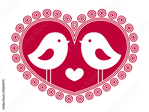 Birds in love 4