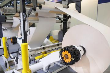 an industrial machine