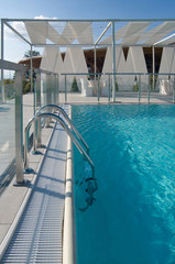 piscina vert