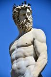 statue florentine poster