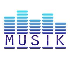 Musik Icon Vektor