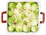 Brussels Sprouts Casserole