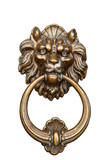 handle with the head of a lion