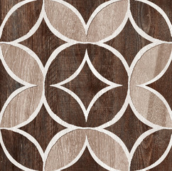 Dark Brown Wood Decor Texture Background. High.Res.