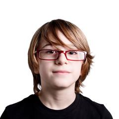 bambino con gli occhiali - glasses child