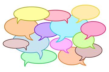 Bulles dialogues