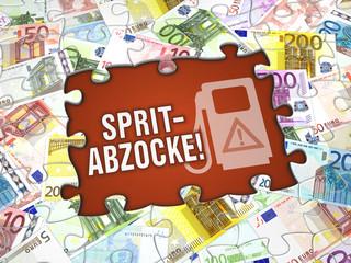 Sprit-Abzocke!