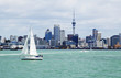 canvas print picture - Auckland