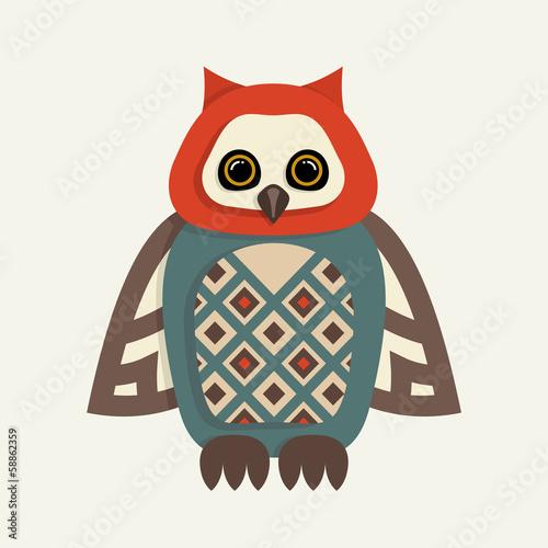 Owl - 58862359