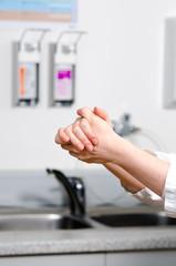 handdesinfektion