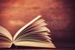Open book. - 58864913