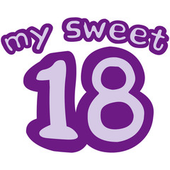 My Sweet 18