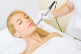 Microdermabrasion treatment poster