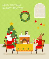 GIH0347 크리스마스 심플 Christmas simple