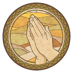 GIH0360 기독교 스테인드글라스 Christianity Stained Glass